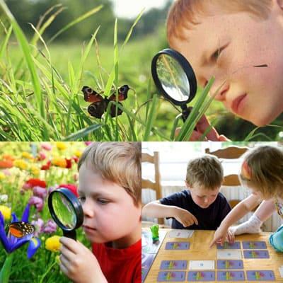 Как повысить наблюдательность у малышей?
